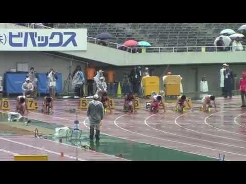 桐生選手の織田記念を分析
