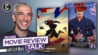 Spider-Man: Into the Spider-Verse and Ben is Back - Movie Review Talk with Scott Mantz by Collider