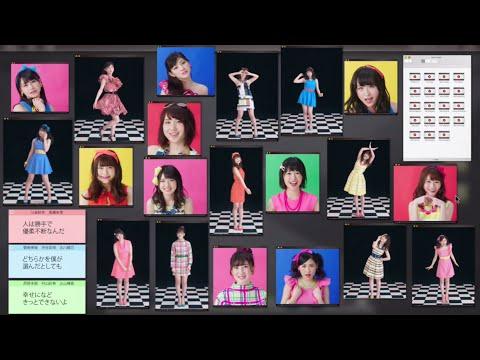 『考える人』 PV ( #AKB48 #AKBTeam4 )