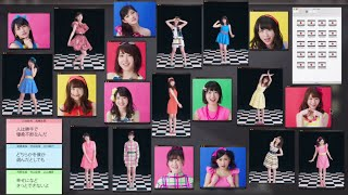 【MV】考える人 Short ver.[Team4] / AKB48[公式]