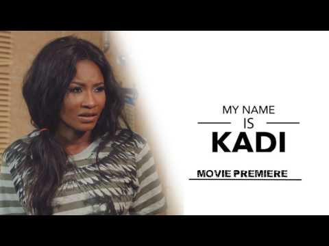 Desmond Elliot, Other #Nollywood Stars On Parade At The Premiere Of The Movie: My Name Is #KADI