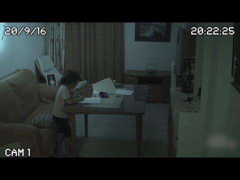 Проявление полтергейста в детской комнате