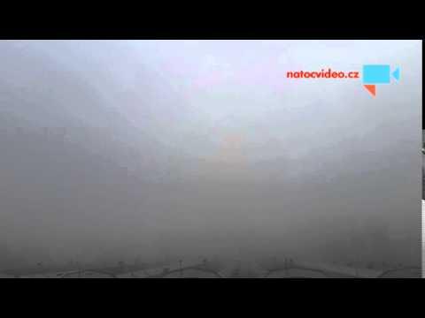 Počasí na Pankráci