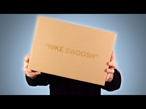 UNBOXING Off White Nike Sneakers I NEVER Thought I'd Get & Sony Headphones