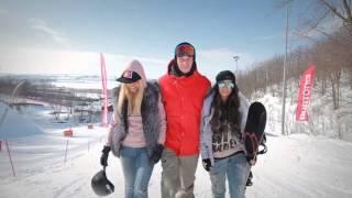 «Воздушные» сноубордисты и ньюскулеры устроят в Казани шоу