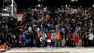 James White (Dunk #4) - 2009 NBA D-League Dunk Contest