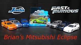Nonton The Fast and The Furious - Mitsubishi Eclipse - 1:32 Model - Jada Toys Fast & Furious Unboxing Film Subtitle Indonesia Streaming Movie Download