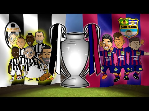 🏆Champions League Intro Theme Song🏆 (ROAD TO THE FINAL 2015 Juventus vs Barcelona Titles)