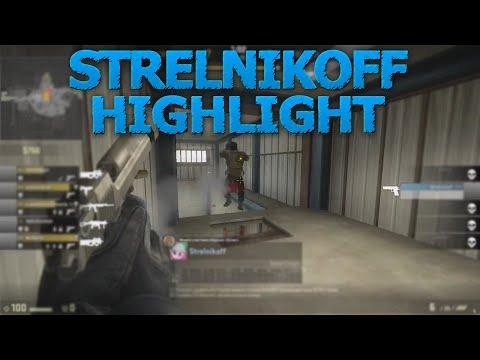 CS:GO - Strelnikoff 1vs5 on eco round