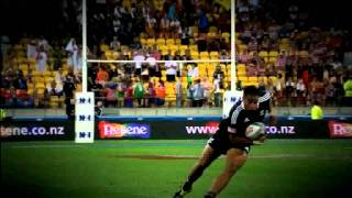 Frank Halai: New Zealand's Top Try Scorer 2010/11 HSBC Sevens World Series