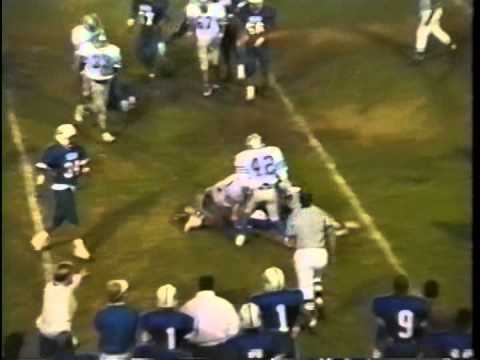 CHS FOOTBALL CLASS OF 1992 HIGHLIGHT FILM PART II (FIRST CIF PLAYOFF APPEARANCE IN SCHOOL HISTORY)