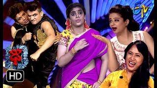 Dhee 10  6th June 2018  Full Episode  ETV Telugu