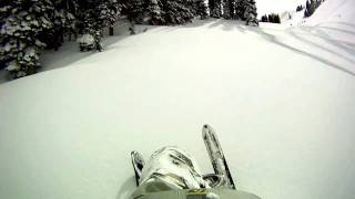 8. 2011 Ski-doo Summit X 800 E-tec