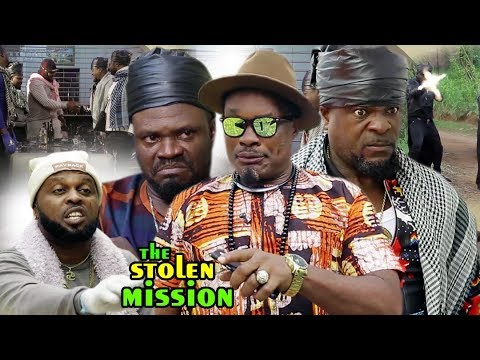 The Stolen Mission 5&6 - 2018 Latest Nigerian Nollywood Movie//African Movie Full HD