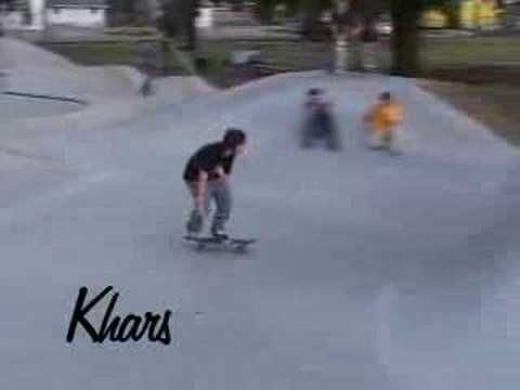 Navigator Trucks Skates With the Small Time Crew in Hammond