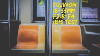 Descargar MP3 How Good Is The Fujinon 18 55mm In Body Image Stabilization