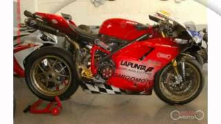 6. Ducati 1098R - Features and Walkaround