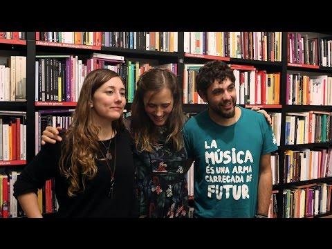 Alguer Miquel i Albert Arrayás presenten 'Silencia', de Nina da Lua i Gemma Capdevila