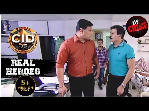 A Costly Blast   C.I.D   सीआईडी   Real Heroes