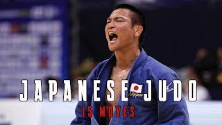 Download Video Watch the Judo skills of Japan National Team in 15 Moves MP3 3GP MP4