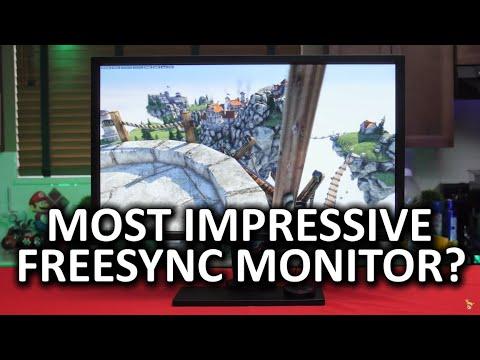 BenQ XL2730Z - The Best AMD FreeSync Gaming Monitor?