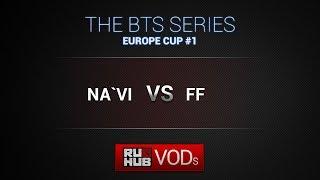 Fantastic Five vs Na'Vi, game 2