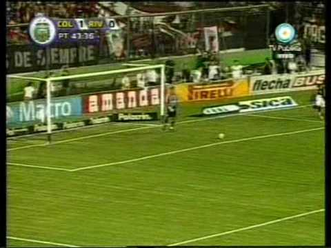 Gol de Esteban Fuertes a River Plate