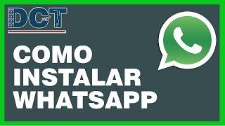 En este video te muestro como instalar WhatsApp en dispositivos Android.Suscríbete al canal: https://goo.gl/5anltESíguenos en: www.facebook.com/DHTMundialwww.twitter.com/DHTMundialSuscríbete a la lista de correo: http://eepurl.com/cy1l6D