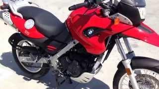 1. ZW89089 2010  BMW G 650 GS