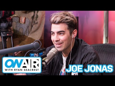Joe Jonas Talks DNCE, Winter Storm