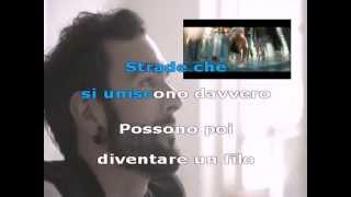 Marco Mengoni - Io ti aspetto karaoke