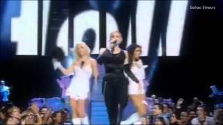 Like A Virgin - Madonna, Britney Spears, Christina Aguilera (VMA's 2003)