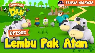 Video #7 Episod Lembu Pak Atan | Didi & Friends MP3, 3GP, MP4, WEBM, AVI, FLV Oktober 2018