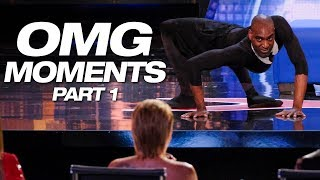Video OMG! You'll Never Believe These Talents! - America's Got Talent 2018 MP3, 3GP, MP4, WEBM, AVI, FLV Maret 2019