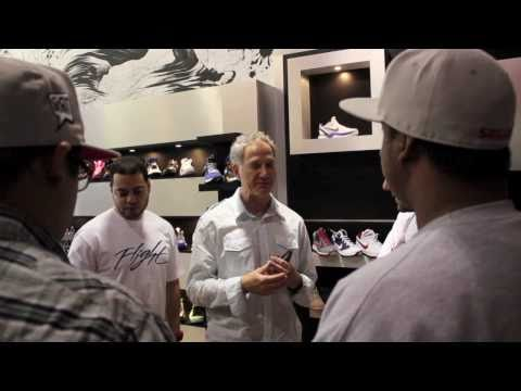 askTinker Video Series With Tinker Hatfield | By Inside The Sneaker Box