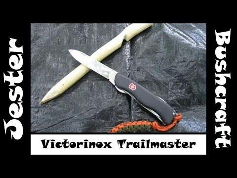 Bushcraft - Victorinox Trailmaster (Trekker) - Field Test