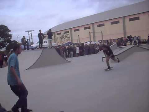 Pista Skate - Camaquã RS - 2013