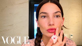 Download Video Lily Aldridge Shares Her Pregnancy Beauty Routine | Beauty Secrets | Vogue MP3 3GP MP4