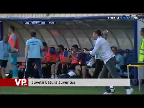 Juveții bătură Juventus