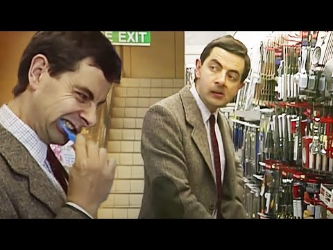 The Department Store | Mr Bean Full Episodes | Mr Bean Official