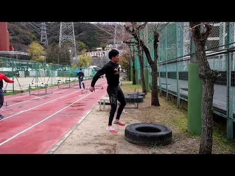 【走る前にやっておきたいジャンプトレーニング】瞬発力を高める