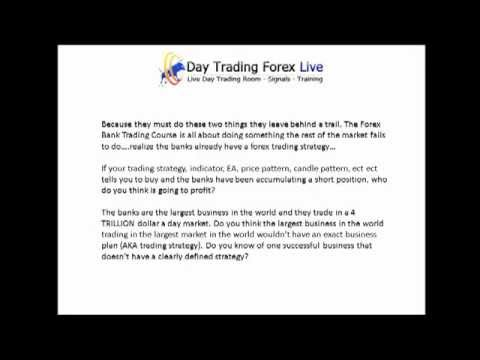 Day Trading Forex Live – Why Traders Fail