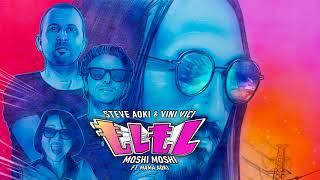 Steve Aoki & Vini Vici - Moshi Moshi (feat. Mama Aoki)   Dim Mak Records