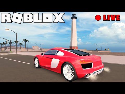 Own your dream car in ROBLOX Driving Simulator (LIVE STREAM)