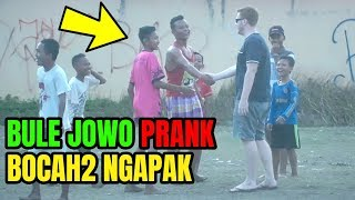 Video PRANK BULE NGOMONG JOWO DI NGAPAKLAND! MP3, 3GP, MP4, WEBM, AVI, FLV November 2018