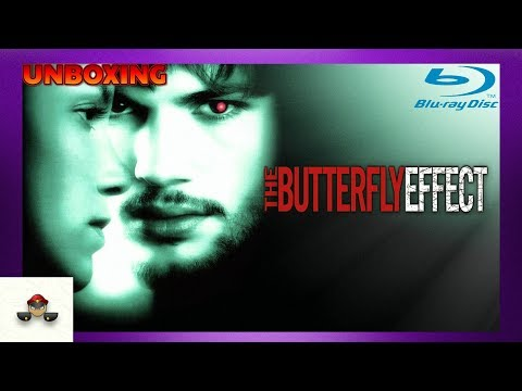 The Butterfly Effect Underrated Blu Ray Unboxing