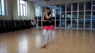 Danza del ventre online - Sequenza per principianti!