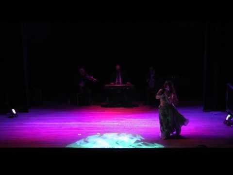 Sword Improvisation Belly Dance Show