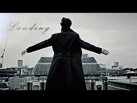 Landing A Tribute to BBC s Sherlock