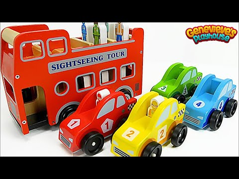 Best Toddler Learning Video for Kids - Educational Toys for Preschool Kids!